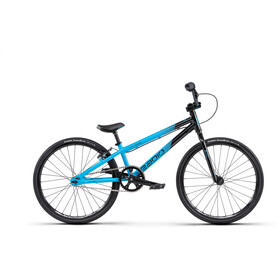 "Radio Bikes Cobalt Junior 20"", black/cyan"
